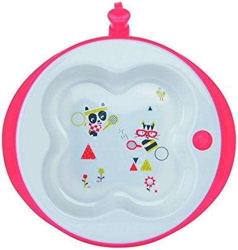 Тарелка Bebe Confort пластиковая с подогревом (1)