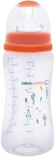 Бутылка Bebe Confort пластиковая 360мл 6-24м Indians Коралловая (3)