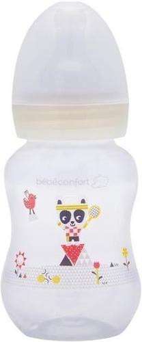 Бутылка Bebe Confort пластиковая 120 мл 0-6м узкая PPLAT (1)