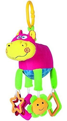 Bebe Confort Игрушка подвесная в машину HIPPO CLIP (4)
