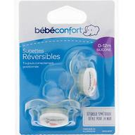 Пустышка Bebe Confort силикон Dental safe Dummies Silicone 0м+