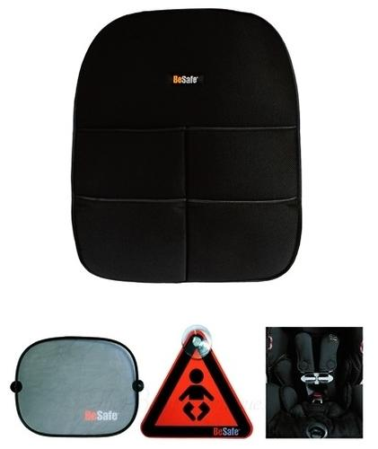 Набор Besafe Forward Facing Kit Black Cab (3)