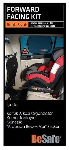 Набор Besafe Forward Facing Kit Black Cab (4)