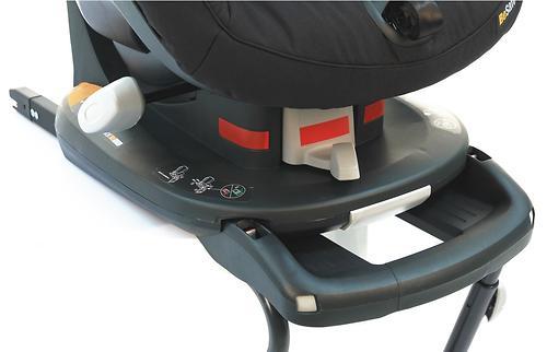 Автокресло BeSaFe Izi Comfort X3 Isofix Ivory Melange (9)