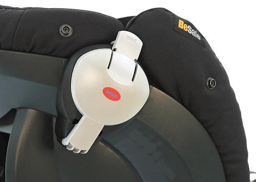 Автокресло BeSaFe Izi Comfort X3 Isofix Ivory Melange (10)