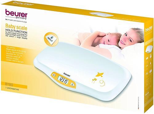 Детские весы для новорожденных Beurer BY80 (6)