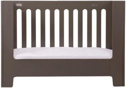 Панель Bloom Bed Rail на детскую кроватку Alma Papa Frost Grey (4)