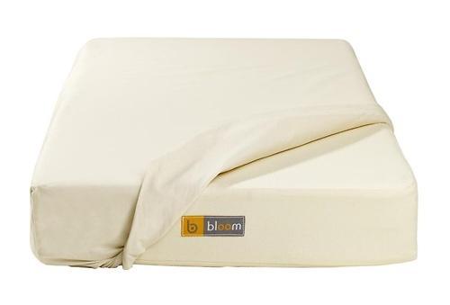 Простыни для кроватки Bloom Alma Papa цвет coconut white 2шт/уп (6)