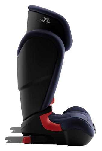 Автокресло Britax Kidfix XP Black Series Moonlight Blue (8)