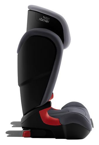 Автокресло Britax Kidfix XP Black Series Storm Grey (9)