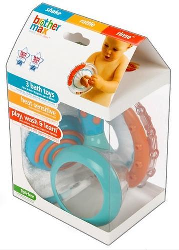 Игрушки для купания Brother Max Комплект 3 шт (8)