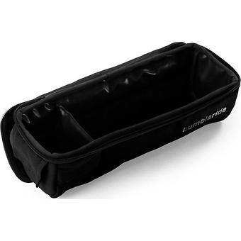 Пенал для еды-бампер Bumbleride Snack Pack цвет Jet Black - Minim