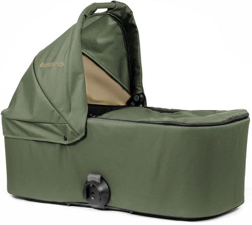 Люлька Bumbleride Carrycot Camp Green для Indie Twin (6)