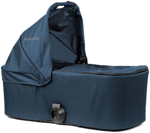 Люлька Bumbleride Carrycot Maritime Blue для Indie Twin (6)