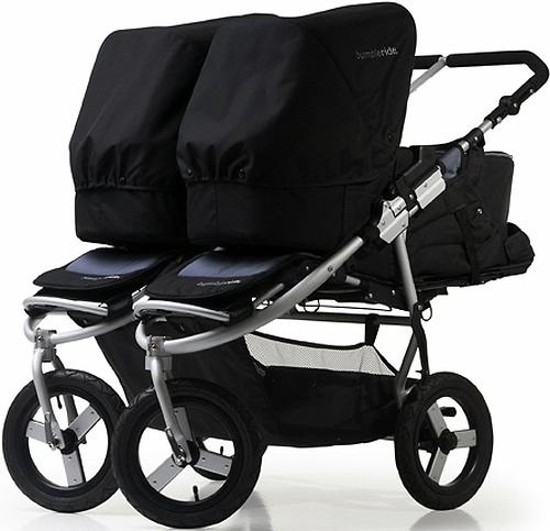 Люлька Bumbleride Carrycot Papyrus для Indie Twin (6)