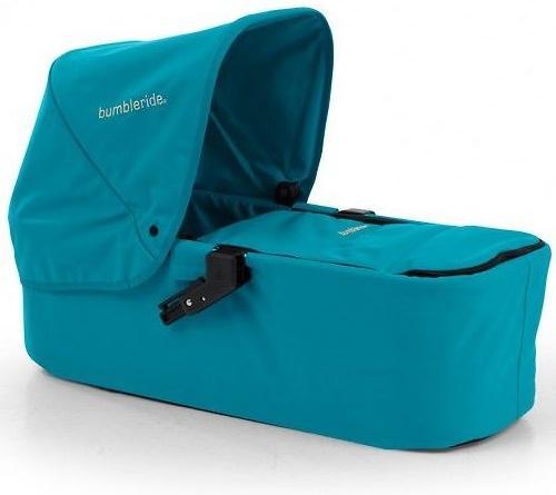 Люлька Bumbleride Carrycot Aquamarine для Indie (4)