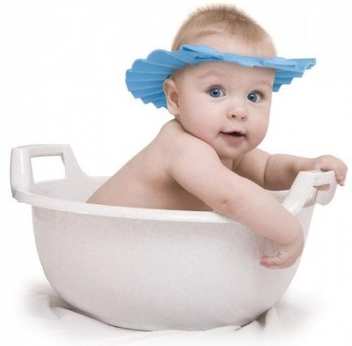 Ободок Canpol защитный для мытья головы (4)