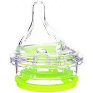 Соска Canpol для бутылочки антиколиковой с широким горлышком Haberman