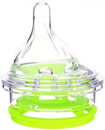 Соска Canpol для бутылочки антиколиковой с широким горлышком Haberman (7)