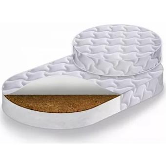 Комплект матрасов Caramelia RingFix в кровать-трансформер Круг+Овал средней степени жёсткости - Minim