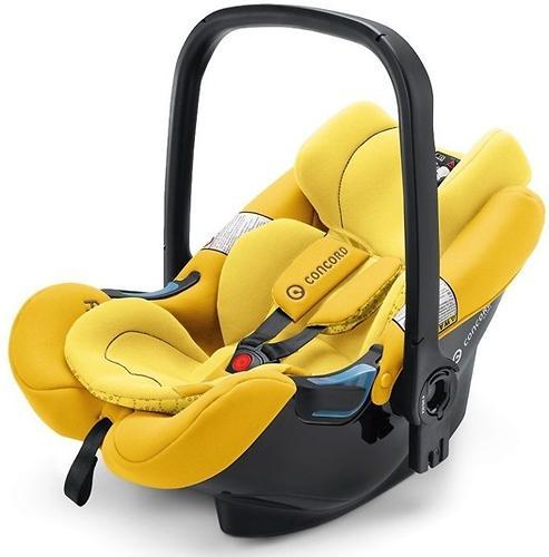 Коляска Concord 3 в 1 Neo Mobility Set L.E. Blazing Yellow 2015 (13)