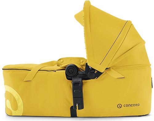 Коляска Concord 3 в 1 Neo Mobility Set L.E. Blazing Yellow 2015 (12)