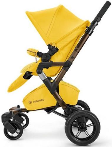 Коляска Concord 3 в 1 Neo Mobility Set L.E. Blazing Yellow 2015 (11)