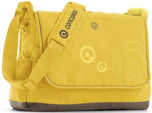 Коляска Concord 3 в 1 Neo Mobility Set L.E. Blazing Yellow 2015 (14)