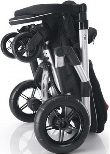 Коляска Concord 3 в 1 Neo Mobility Set S.E. Milan (15)
