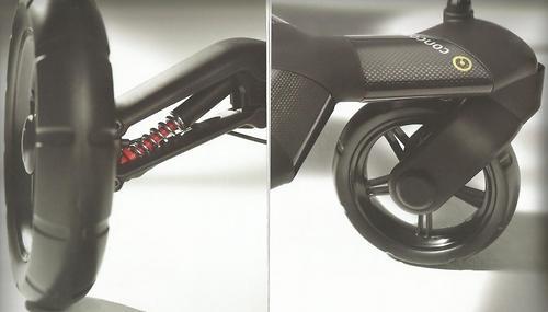 Коляска Concord 3 в 1 Neo Mobility Set S.E. Milan (14)