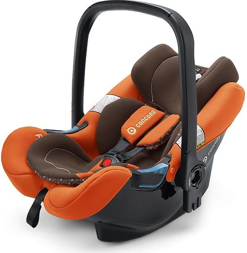 Коляска Concord 3 в 1 Neo Mobility Set L.E. Rusty Orange 2015 (14)