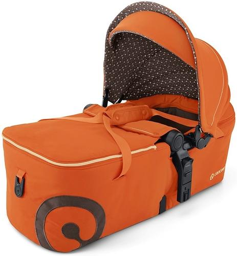 Коляска Concord 3 в 1 Neo Mobility Set L.E. Rusty Orange 2015 (13)