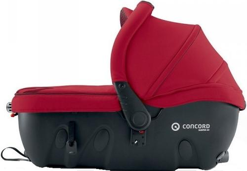 Коляска Concord 3 в 1 Wanderer Travel Set Ruby Red (14)