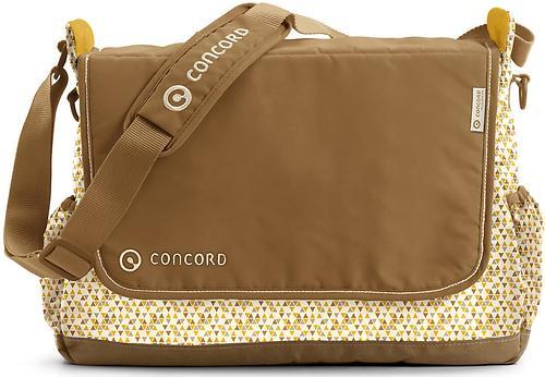 Коляска Concord 3 в 1 Wanderer Travel Set Sweet Curry 2016 (16)