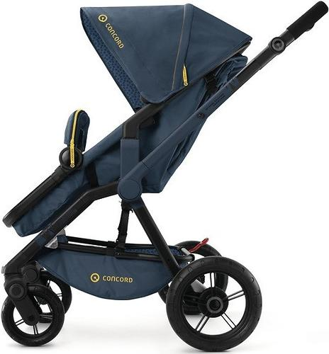 Коляска Concord 3 в 1 Wanderer Mobility Set Denim Blue (12)