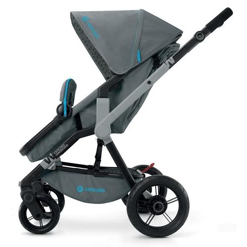 Коляска Concord 3 в 1 Wanderer Mobility Set Stone grey (14)
