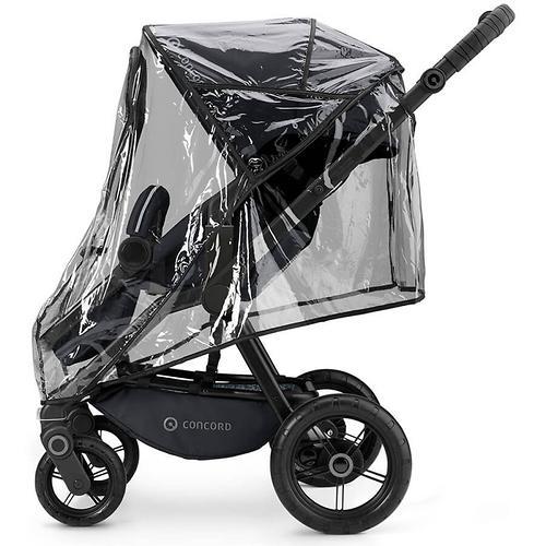 Коляска Concord 3 в 1 Wanderer Mobility Set Stone grey (19)
