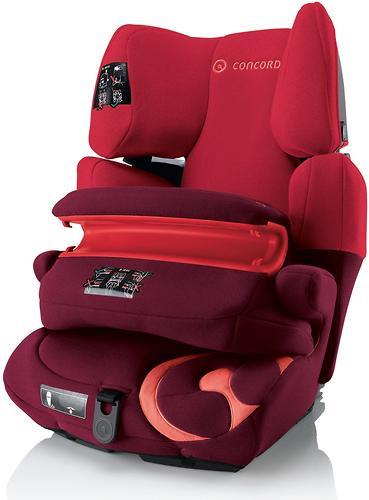 Автокресло Concord Transformer Pro Red 2013 (1)
