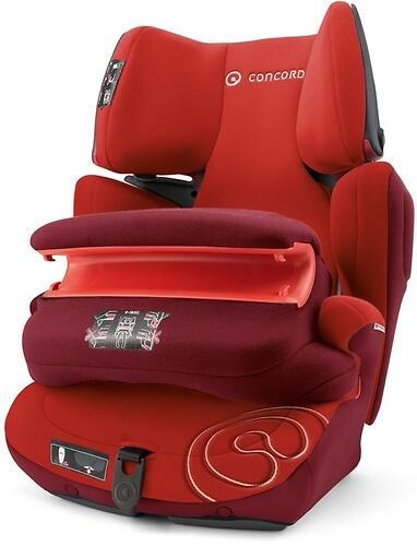 Автокресло Concord Transformer Pro Tomato Red (7)