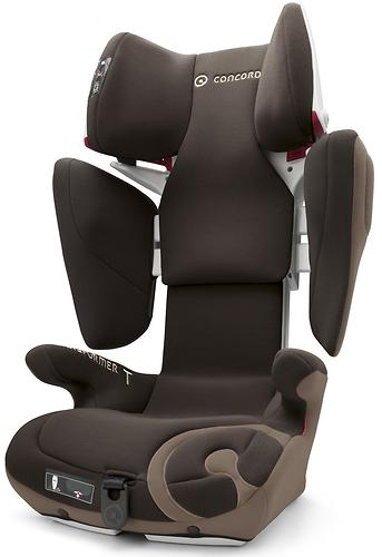 Автокресло Concord Transformer T Chocolate Brown 2015 (4)