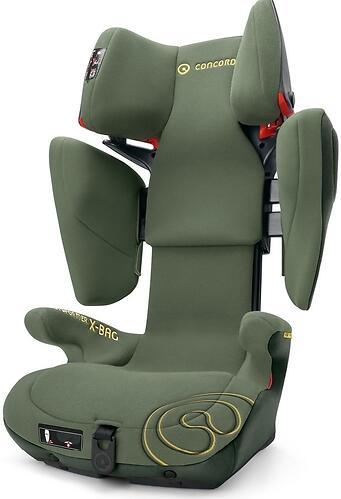 Автокресло Concord Transformer X-BAG Jungle Green (5)