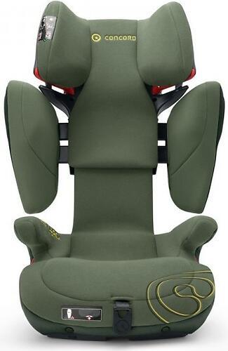 Автокресло Concord Transformer X-BAG Jungle Green (6)