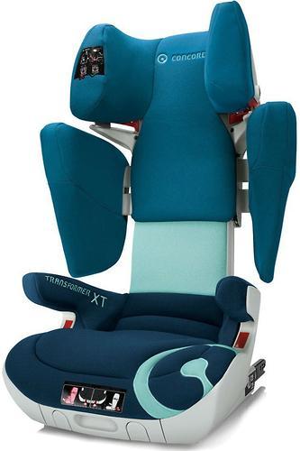 Автокресло Concord Transformer XT Aqua Blue 2014 (4)