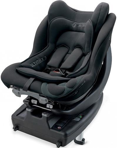 Автокресло Concord Ultimax 3 Raven Black (7)