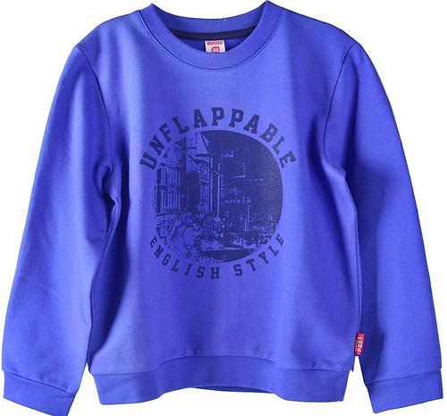 Джемпер Crockid для мальчика К 3980/синий шторм1 к100 (1)