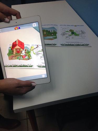 Книга Devar Сказка-раскраска Теремок 3D (9)