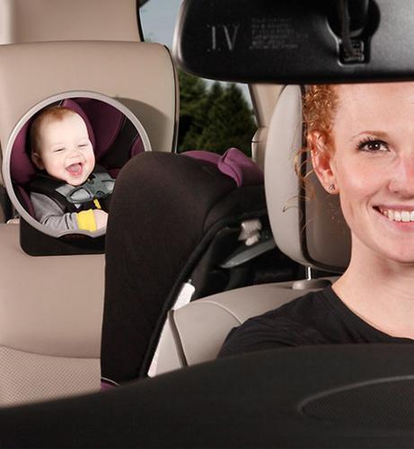 Дополнительное зеркало Diono для контроля за ребёнком Easy View (8)