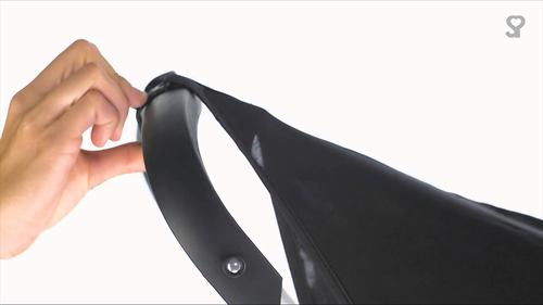 Накидка от солнца SimpleParenting для коляски-автокресла Doona (7)