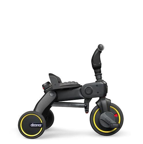 Складной трехколесный велосипед Doona Liki Trike S3 Grey Hound (12)