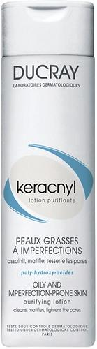 Лосьон Ducray Keracnyl матирующий сужающий поры 200 мл (1)